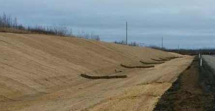 Erosion control blankets (rolled)