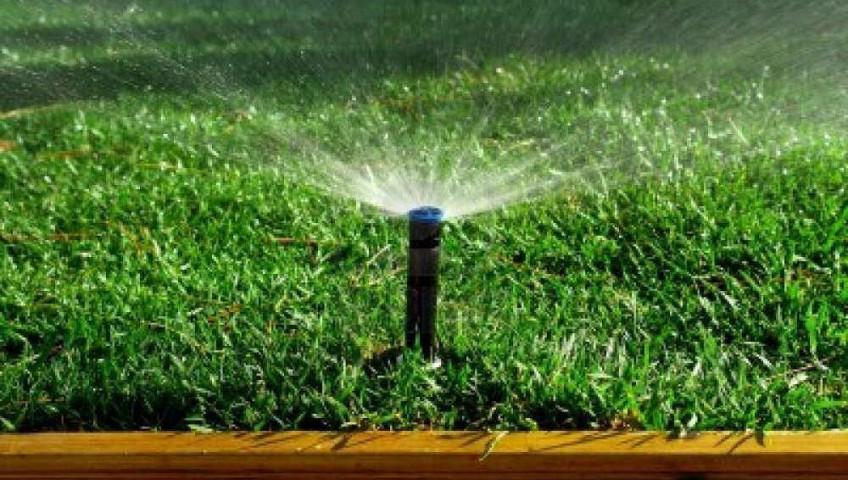 garden watering system