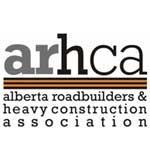 Alberta Roadbuilders and Heavy Construction Association logo